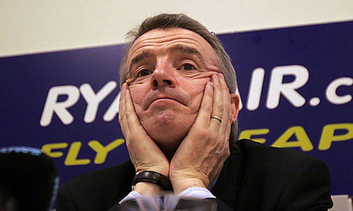 Michael OLeary RyanairLeary Ryanair