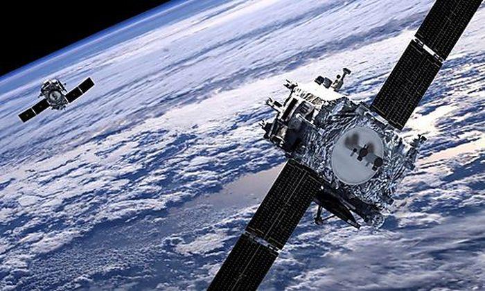 Symbolbild Satelliten
