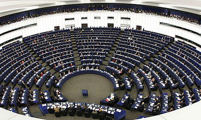 EU-Parlament in Straszburg