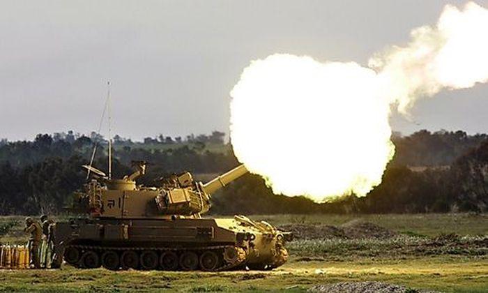 Israels Armee rueckt im Gazastreifen vor