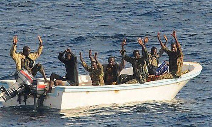 USA legen Aktionsplan gegen Piraterie vor somalischer Küste vor