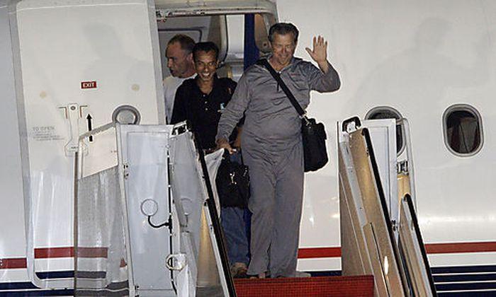 Die Crew der Maersk Alabama kehrt heim.