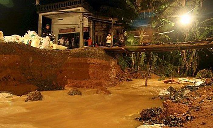 Kammuri Tropensturm Vietnam