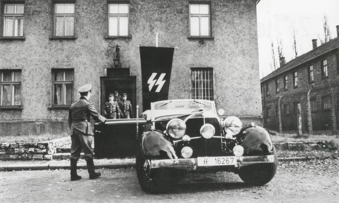 """Schlüsselfilm über den Auschwitz-Kommandanten Rudolf Höß: Theodor Kotullas """"Aus einem deutschen Leben"""", 1977."""