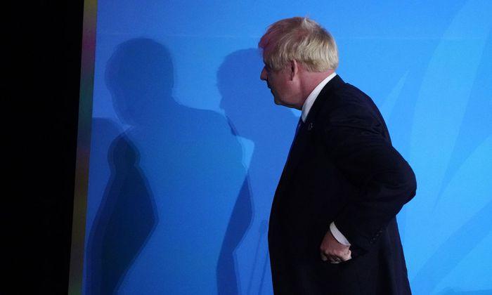 Großbritannien - Johnson weist Vorwürfe des Amtsmissbrauchs zurück