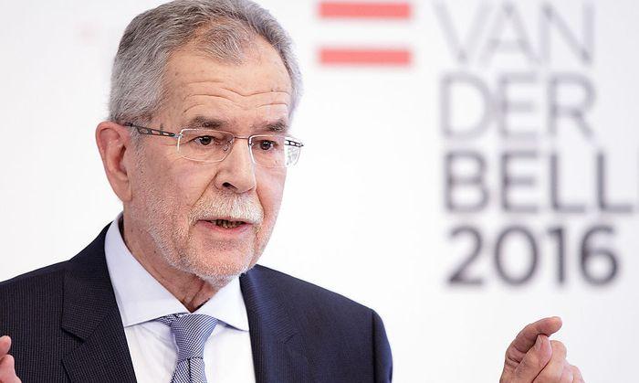 Heller, Mangold, Schrems unterstützen Van der Bellen