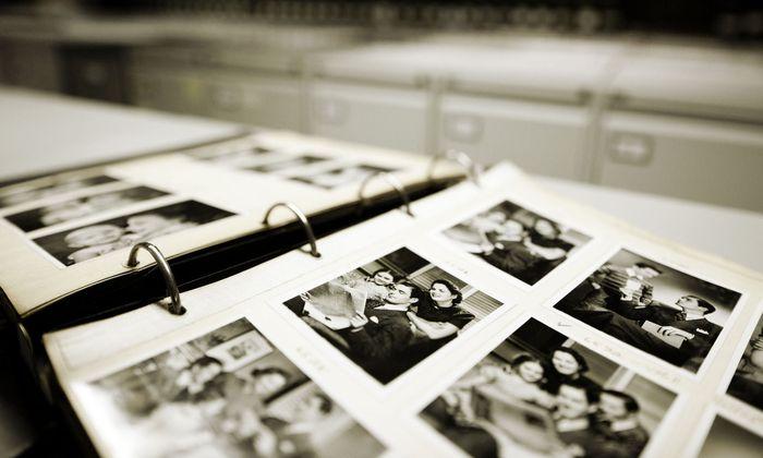 Familiäre Erinnerungen werden heute oft nicht mehr in Fotoalben, sondern in der Cloud gespeichert.