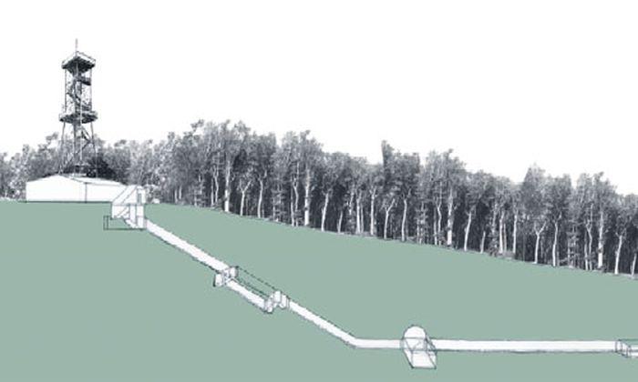 Bunkerskizze