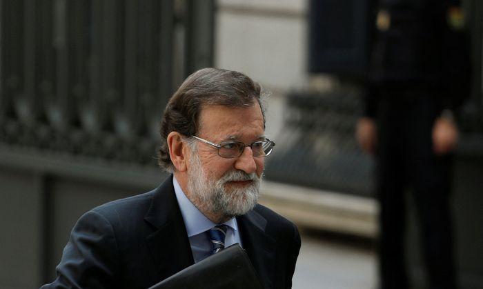 Regierungschef Mariano Rajoy
