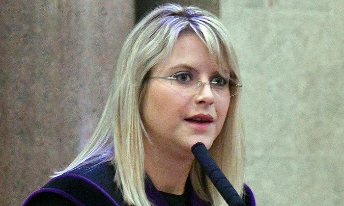 Richterin Marion Hohenecker wird den Hauptangeklagten, Karl-Heinz Grasser, ausführlich einvernehmen.