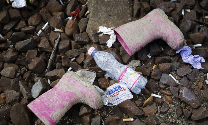 Bewirtschaftung und Bautätigkeit, aber auch Abfälle formen menschlich geprägte geologische Schichten.