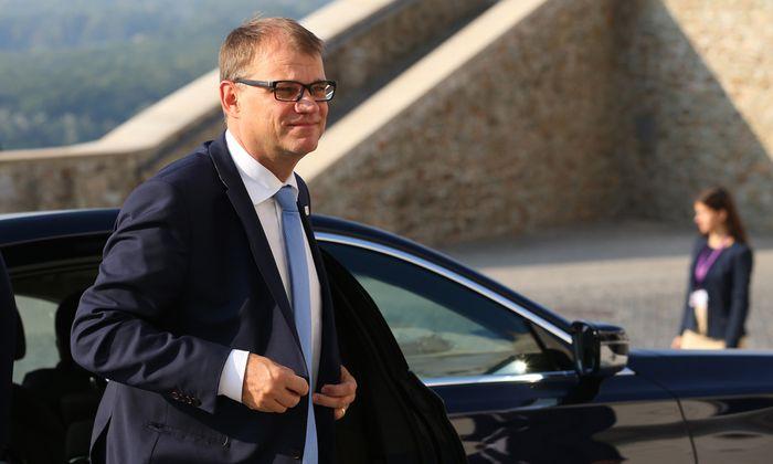 Grundeinkommen: Finnlands Regierungschef, Juha Sipilä, startet ein sozialpolitisches Experiment.