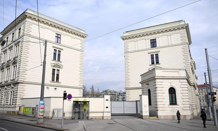 Das Bundesamt für Verfassungsschutz und Terrorismusbekämpfung in Wien