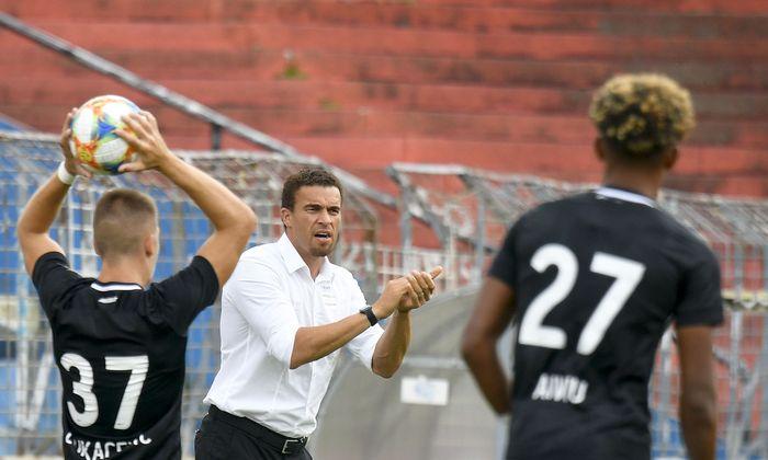 Cheftrainer Valérien Ismaël
