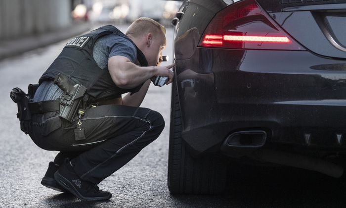 Es ist die Pflicht des Autofahrers, sich vor der Fahrt zu vergewissern, dass sein Fahrzeug nicht vorschriftswidrig ausgestattet ist.