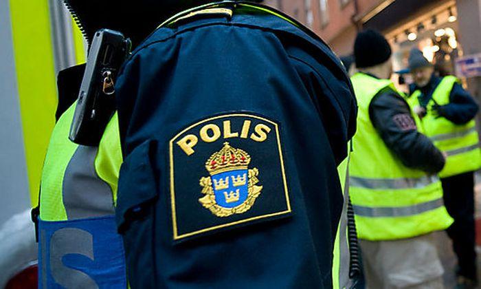 Schwedische Polizei (Symbolbild)