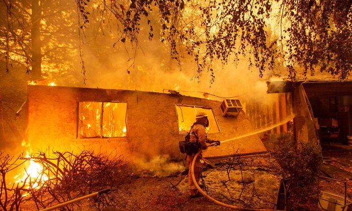 Das ist nicht Schicksal, sondern Klimawandel: Die Zahl der Waldbrände im Westen der USA hat sich seit 1984 verdoppelt.