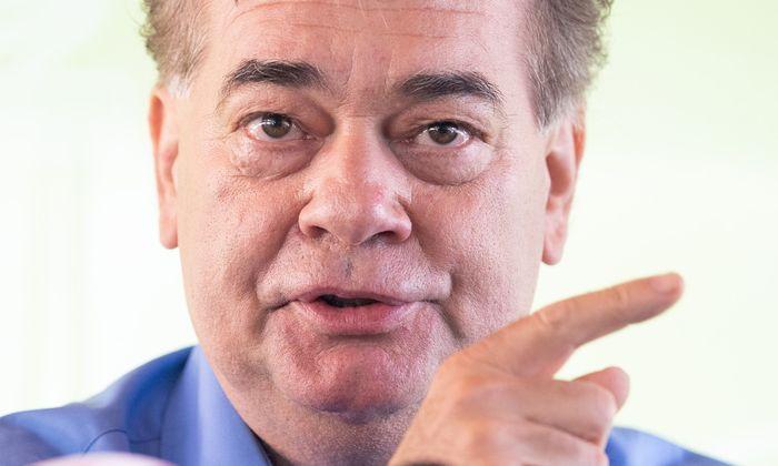 Setzt seinen Wahlkampf fort: Werner Kogler.