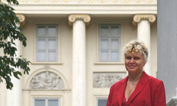 Sabine Seidler Ausgewiesene Forscherin