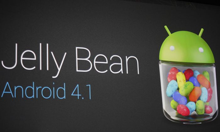Android legt Jelly Bean