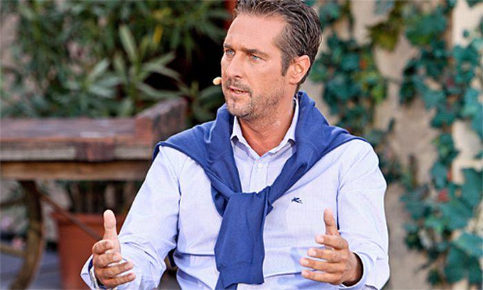"""Das Politinterview der ORF-""""Sommergespräche"""" mit FPÖ-Chef Heinz-Christian Strache führte die Sommergespräche diesmal mit Ingrid Thurnher und Monika Weinzettl"""