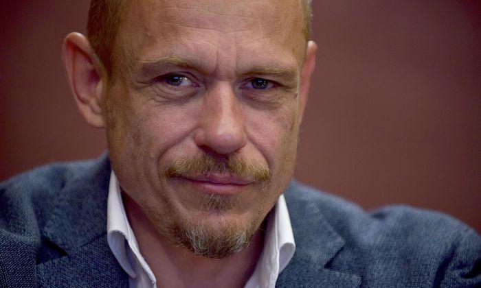 Gery Keszler. Sein Verein steht kurz vor der Auflösung, seine Solidarität nicht.
