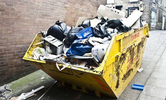 Was tun mit dem Müll? Einschlägige Experten sind gefragt.