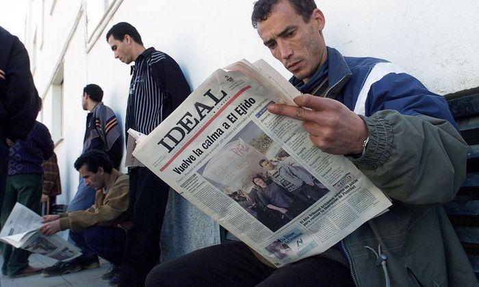 """Das EU-Projekt """"Reminder"""" erforscht, wie (innereuropäische) Migration in den Medien verhandelt wird."""