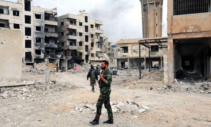Zivilisten bei Angriffen in Syrien getötet