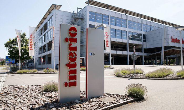24 07 2019 Aargau SCHWEIZ Interio Einrichtungsfachhandel das zur Migros Konzern geh�rt *** 24
