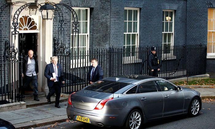 Boris Johnson hofft auf eine stabile Mehrheit bei der Wahl am 12. Dezember, um den Brexit bis Ende Jänner 2020 abwickeln zu können.