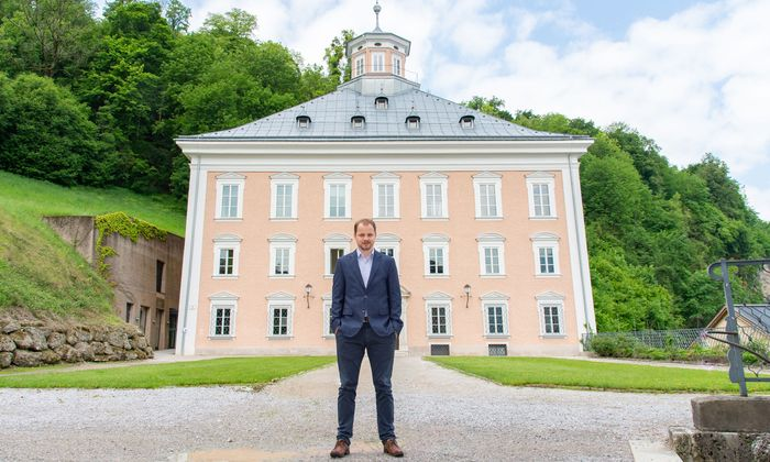 Florian Hubers Leidenschaft für die Volkswirtschaftslehre hat 2008 die Lehman-Brothers-Pleite geweckt.