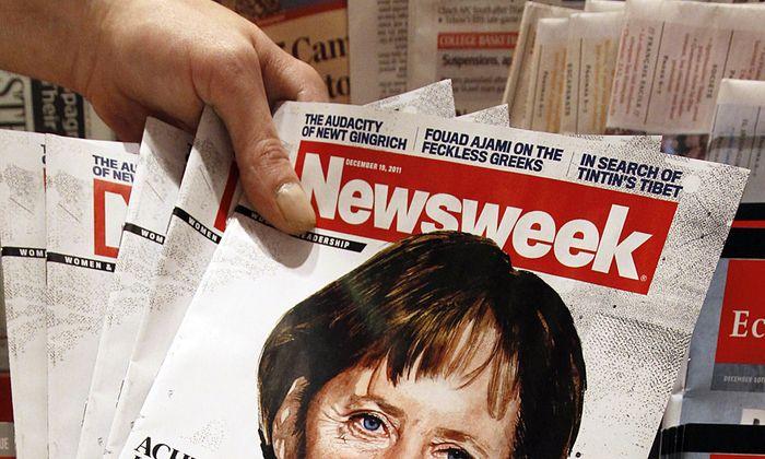 Newsweek stellt seine Printausgabe