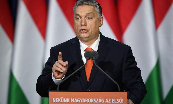HUNGARY-POLITICS-ORBAN