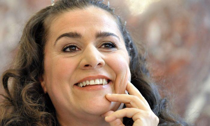 Cecilia Bartoli.