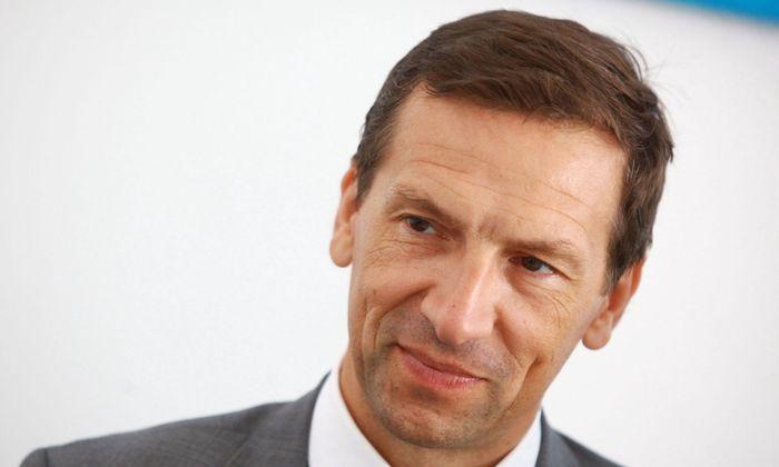 TTTech-Chef Stefan Poledna kommt mit Samsung ins Geschäft