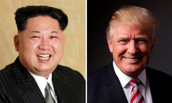 Könnte es ein Treffen von Kim Jong-un und Donald Trump geben?