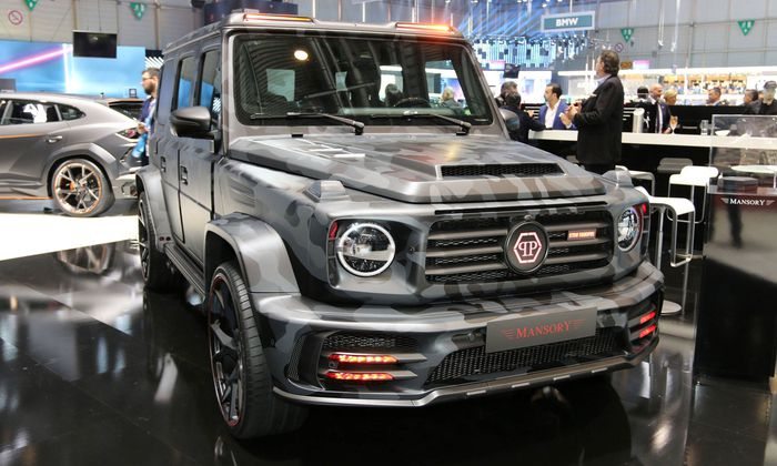 "Der Mercedes-AMG G 63 ""Star Trooper 20th Anniversary Edition"""