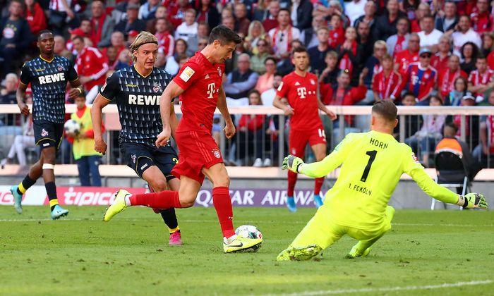 Bundesliga - Bayern Munich v FC Cologne