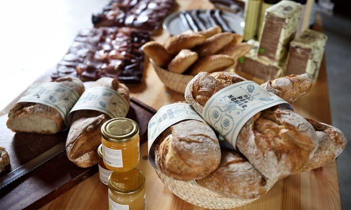 Köstlichkeiten vom Bio-Landgut Esterházy