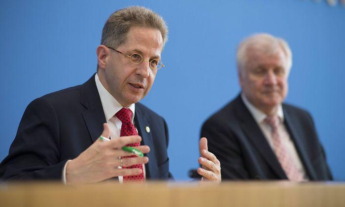 DEU Deutschland Germany Berlin 24 07 2018 Dr Hans Georg Maaszen Praesident des Bundesamtes fuer