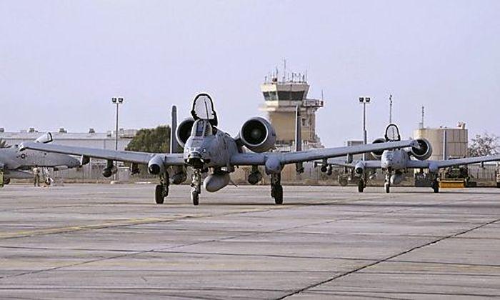 A-10-Jets in Kuwait