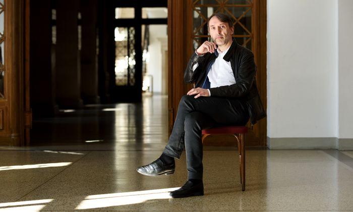 Als Olivier Latry die Orgel von Notre-Dame zum ersten Mal sah, war er enttäuscht.