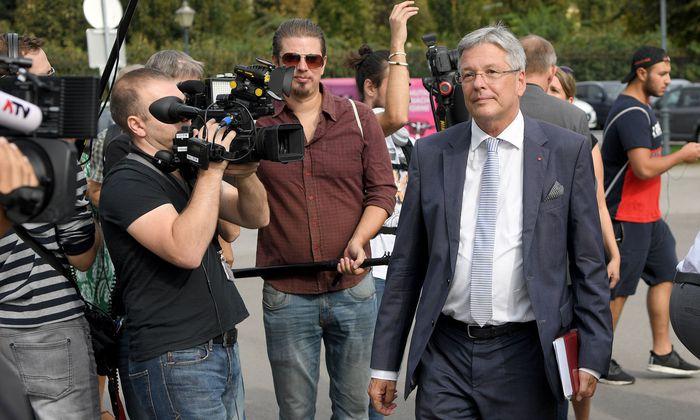 Der Kärntner Landeshauptmann, Peter Kaiser, gibt Parteichefin Pamela Rendi-Wagner Rückendeckung.