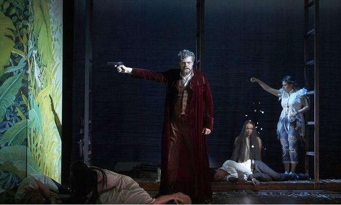 """Das Theater an der Wien hat Jean Renshaw mit der Erstellung eines Opernpasticcios zum Thema """"Zauber"""" beauftragt."""
