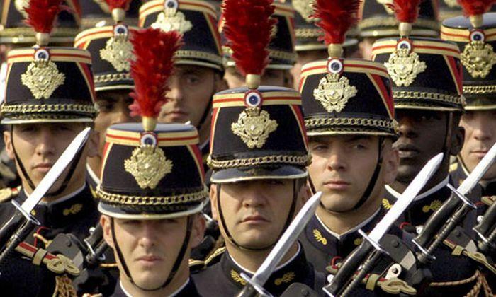 FRANCE-BASTILLE DAY-REPUBLICAN GUARD