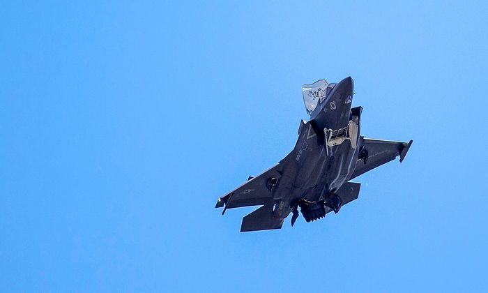 FILES-US-Turkey-Russia-NATO-defense-F-35