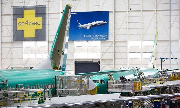 Mehrere Luftfahrtbehörden sollen die Neuerungen im 737 MAX-System abnicken.