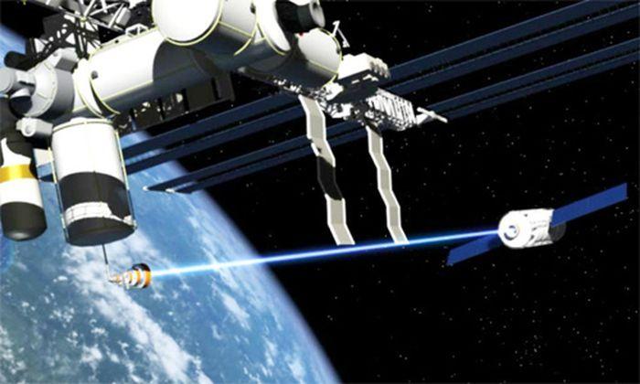 Weltraumtechnik Nasa foerdert neue