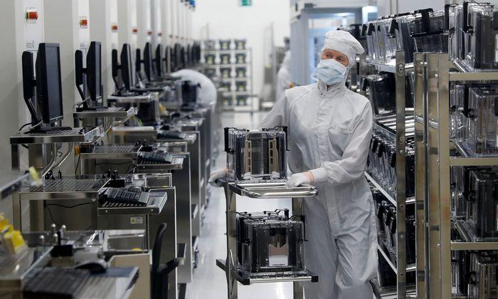 AMS entwickelt integrierte Schaltkreise für den Medizin- und Automobilsektor.